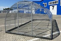 Монолитный поликарбоната для теплиц