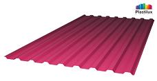 Гранатовый профилированный поликарбонат